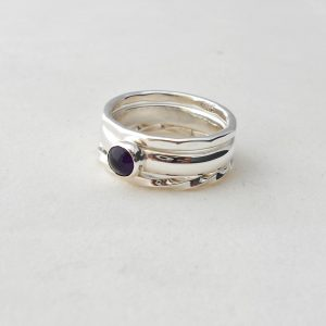Set of 3 stacking rings